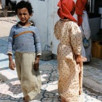 Children in Dahab, Egypt