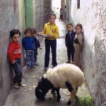 Children in Tartus, Syria