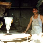 Pastry Maker in Damascus, Syria