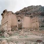 Medieval Ruins at Petra, Jordan