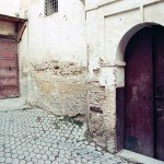 Street in Fez, Morocco