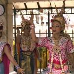 Traditional Thai Dancers at the Erawan Shrine, Bangkok