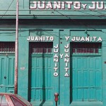 Store Front in Guatemala City