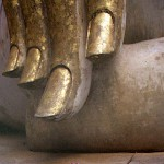 Hand of Buddha, Sukothai, Thailand