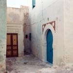 Houses in Mahdia, Tunisia