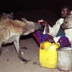 The Hyena Man of Harar, Ethiopia