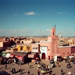 Main Square in Marrakesh