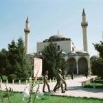 Mosque in Konya, Turkey