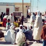 Market Day in Zaafrane, Tunisia