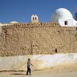 Mosque in Nefta, Tunisia