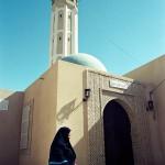 Mosque in Tozeur, Tunisia