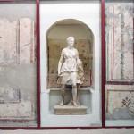Museum Interior in Side, Turkey
