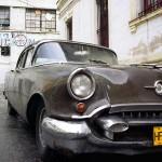 Oldsmobile in Havana, Cuba
