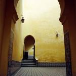 Palace Portal in Meknes