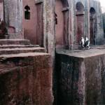 Rock Hewn Church in Lalibela, Ethiopia