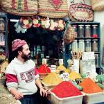 Spice Merchant in Essauoira