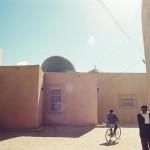 Street Scene in Tozeur, Tunisia