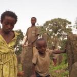 Villagers in Tutu Fella, Ethiopia
