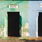 Two Doorways in Antigua, Guatemala