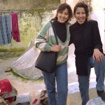 Two Girls in Fez
