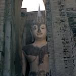 Wat Sri Chum, Sukothai, Thailand