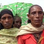 Women in Anole, Ethiopia