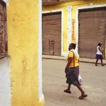 Street Corner in Havana