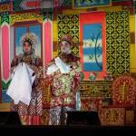 Chinese Opera in Vientiane, Laos