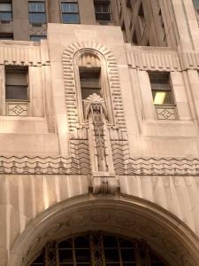 Part of the Penobscot Building, Detroit