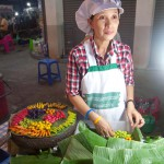Fresh Produce For Sale at the Lamphang Night Market, Thailand