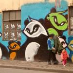 Moganshan Road Street Art, Shanghai