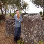 My Guide in the Plain of Jars, Laos