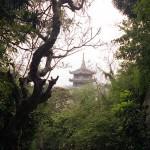 Pagoda on Thu Son Mountain,Marble Mountains, Viet Nam