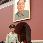 Large Portrait of Mao in Tiananmen Square, Beijing