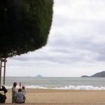 The Beach at Nha Trang, Viet Nam