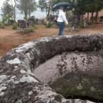 Stone Jars on the Plain of Jars, Laos