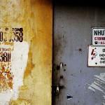 Signage in Saigon, Viet Nam