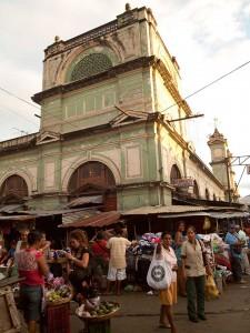 The Central Market in Grenada, Nicaragua