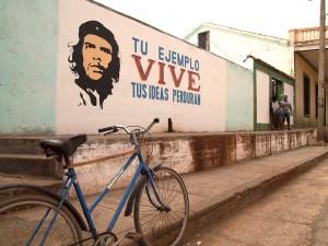 Street Scene in Baracoa, Cuba