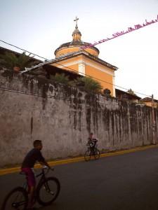 Dome of the San Francisco Convent, Grenada, Nicaragua