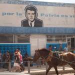Exterior of Bus Station in Holguin, Cuba