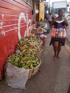 Street Scene in Bluefields, Nicaragua
