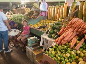 Indoor Market in Leon, Nicaragua