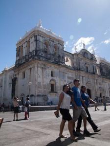 Leon Cathedral, Leon, Nicaragua