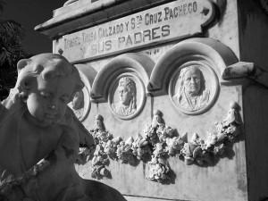 Marble Tomb at Santa Ifigenia Cemetery, Santiago de Cuba
