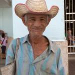 Old Farm Hand in Holguin, Cuba