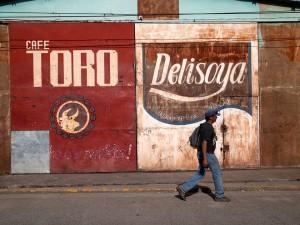 Street Scene in Rama, Nicaragua
