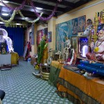 Hindu Shrine in Little India, Singapore