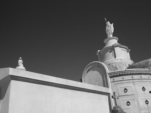 St Louis Cemetery #1, New Orleans