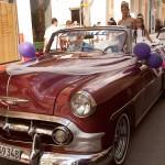 Wedding Procession in Holguin, Cuba